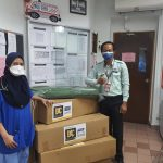 Hospital Kajang Given Canvas Beds To Accommodate More Patients