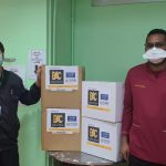 Hospital Serdang Receives Closed Suction Systems & Disposable Adult CPR Masks With Manometers